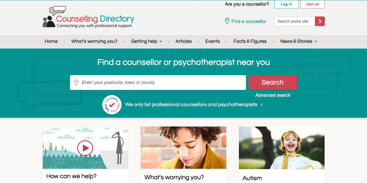 Counselling Directory homepage.png